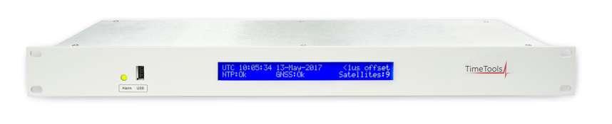 T300 GPS NTP Server Appliance