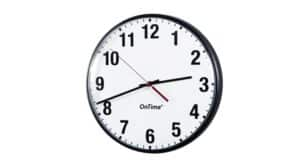 Analog PoE NTP IP Network Clock