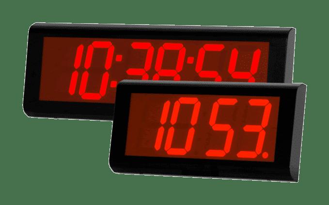 T-ZxS10-L NTP Synchronized Clock