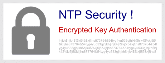 Encrypted key authentication ensures a high level of security.